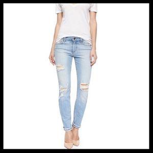 Joe's Jeans Sylvie Rolled Ankle Skinny